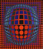 Victor VASARELY (Hungarian/French 1906 - 1997)