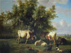 Ildephonse STOCQUART (Belgian, 1819 - 1889)