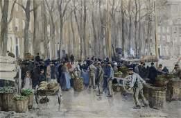 Emile HOETERICKX (Belgian, 1853 - 1930)
