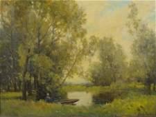 John Noble BARLOW (English, 1861-1917)