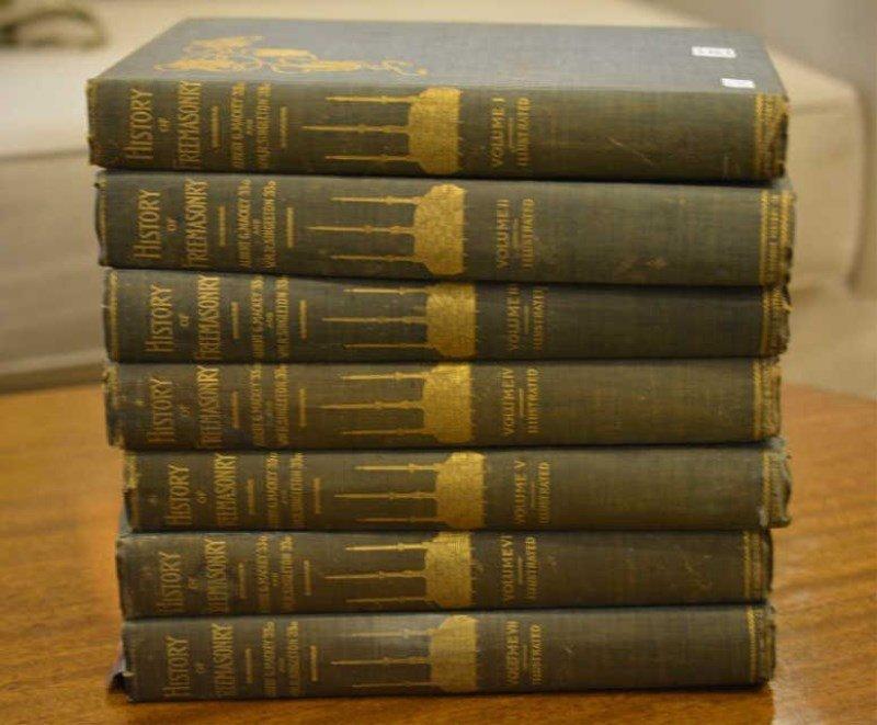 7 VOLUMES: MACKEY & SINGLETON
