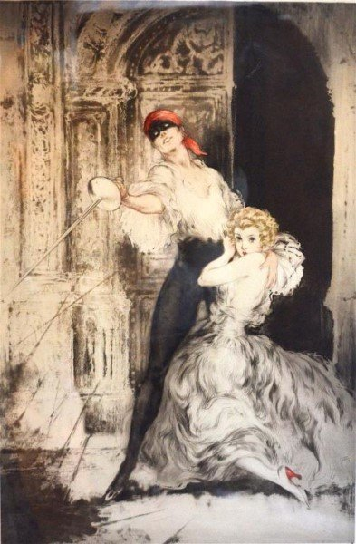 LOUIS ICART (French, 1888 - 1950)
