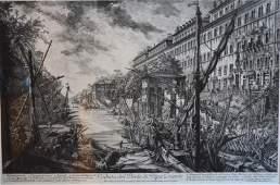 GIOVANNI BATTISTA PIRANESI (Italy, 1720 - 1778)