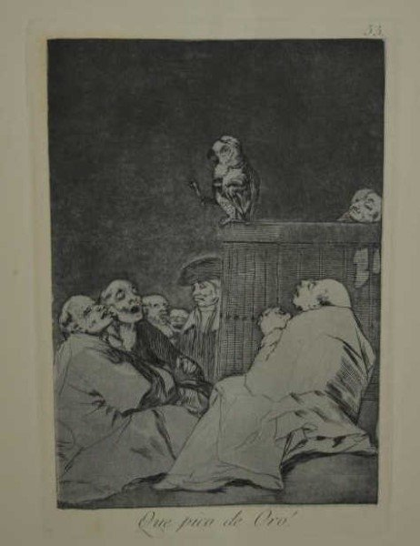 FRANCISCO GOYA (Spanish, 1746 - 1828)