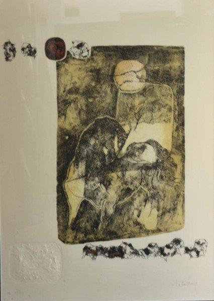 HOI LEBADANG (Vietnamese/French, 1921 - 2015) - 4