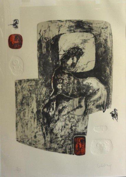 HOI LEBADANG (Vietnamese/French, 1921 - 2015) - 7