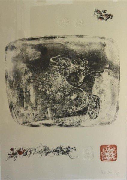 HOI LEBADANG (Vietnamese/French, 1921 - 2015) - 8