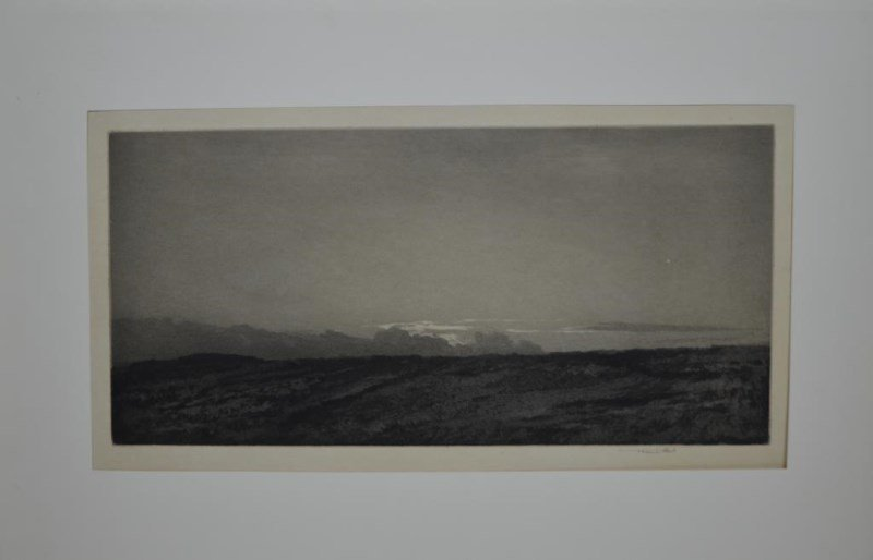 FOUR ETCHINGS: PAUL SANDBY AND FRANK SHORT