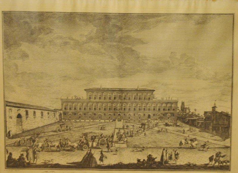 GIUSEPPE ZOCCHI (Italian, 1716/7 - 1767)