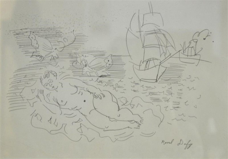 RAOUL DUFY (French, 1877 - 1953)