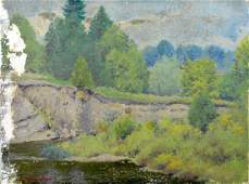 FRANZ JOHNSTON (Canadian, 1888-1949)