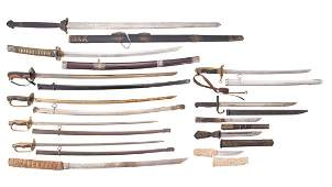 Twelve Asian-Style Weapons