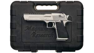 Magnum Research Desert Eagle Semi-Automatic Pistol with