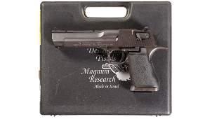 Magnum Research/I.M.I. Desert Eagle Semi-Automatic