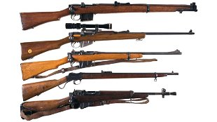 1861 DATED LONDON ARMOURY COMPANY ENFIELD RIFLE - Apr 01