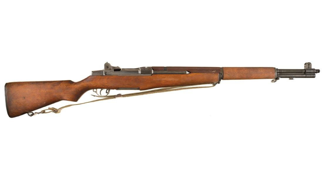World War II U.S. Winchester M1 Garand Semi-Automatic