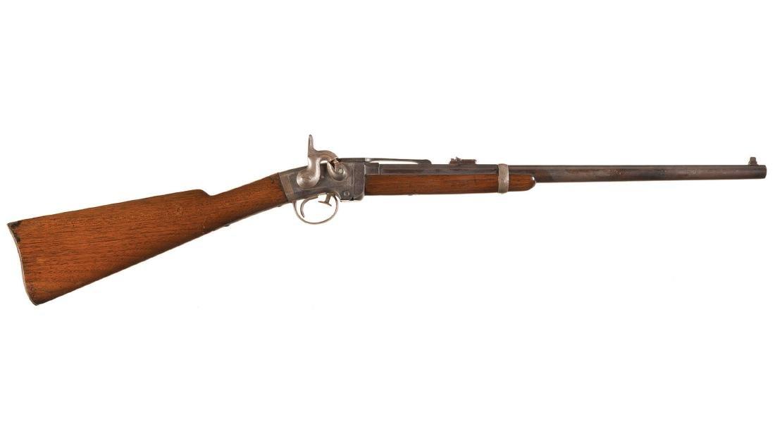 Civil War Massachusetts Arms Co. Smith Patent Carbine