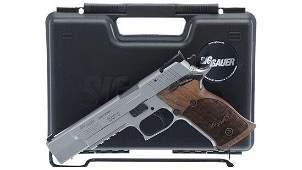 Sig Sauer Model P220 X-Six Pistol with Case
