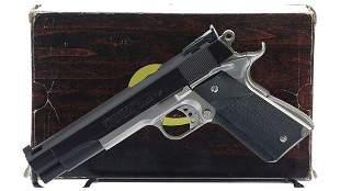 Wilson Combat Colt Mk. IV Series 70 Government Model