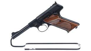 Colt Third Series Woodsman Semi-Automatic Pistol