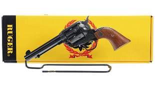 Ruger Vaquero Single Action Revolver with Box
