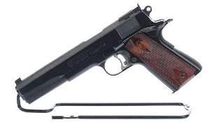 Colt MK IV Series 70 Government Model Semi-Automatic