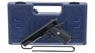 Colt MK IV Series 80 Government Model Pistol in 9x23