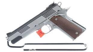 New Detonics Series II Semi-Automatic Pistol