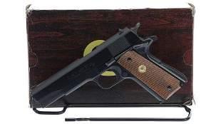 Colt MK IV Series 80 Government Model Semi-Autmatic