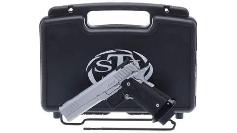 STI International Model 2011 Semi-Automatic Pistol with