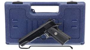 Colt Gold Cup Trophy Model Semi-Automatic Pistol with