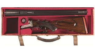 R.B. Rodda & Co. .450/.400 Nitro Express Double Rifle