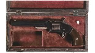 Civil War Smith & Wesson Model No. 2 Army Revolver