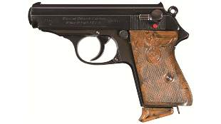 Walther Party Leader PPK Semi-Automatic Pistol Ersatz
