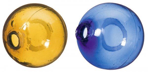 37: Two Glass Target Balls