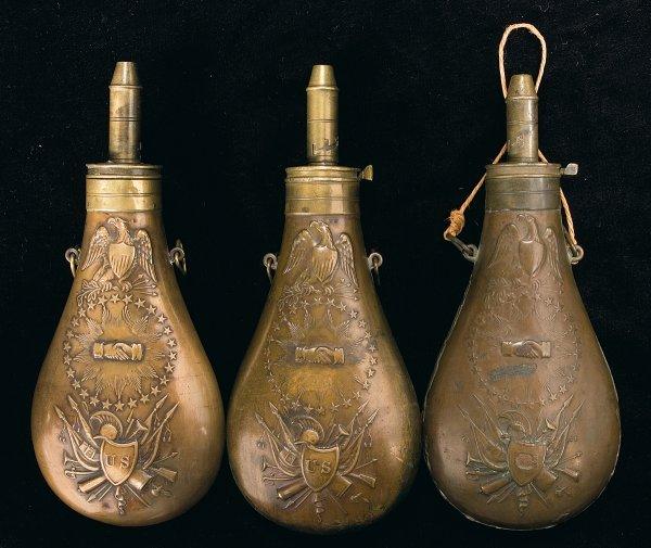 73: Three Ames Peace Flasks