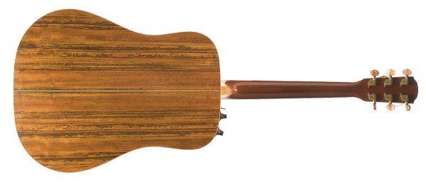 704: Alvarez-Yairi Model DY-63 Acoustic/ Electric G... - 6