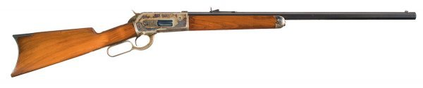 1000: Exceptional Winchester Model 1886 Lever Action...