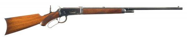 1011: Scarce Winchester Deluxe Takedown Model 1894 L...