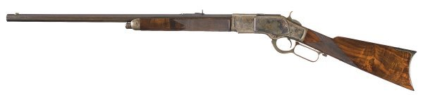 1029: Rare Deluxe, Special Order, Winchester Model 1...