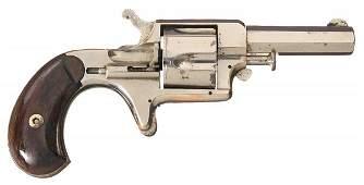 1292: Rare James Reid Model Number 4 Deringer