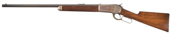 3002: Documented Winchester Model 1886 Lever Action ...