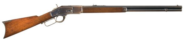 3010: Winchester Model 1873 Lever Action Rifle