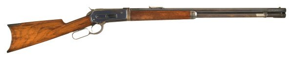 3015: Winchester Model 1886 Takedown Lever Action Ri...