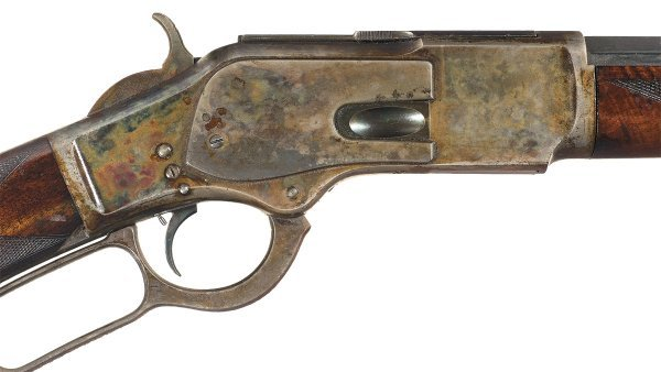 3016: Exceptional Special Order Deluxe Winchester Mo... - 2