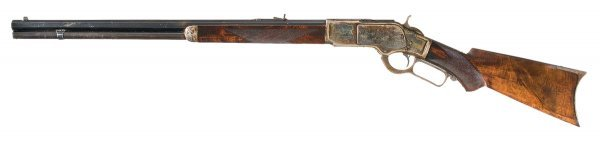 3016: Exceptional Special Order Deluxe Winchester Mo... - 4