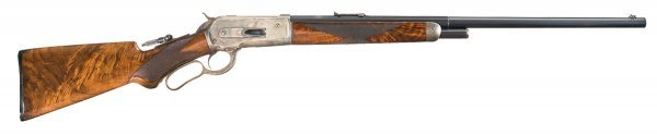 3018: Special Order Winchester Model 1886 Deluxe Lev...
