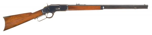 3021: Excellent Winchester Model 1873 Lever Action S...