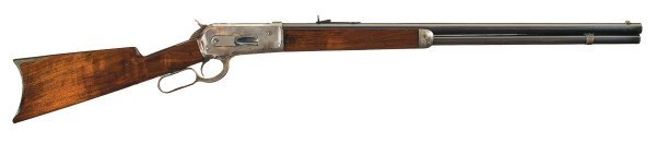 3025: Documented Winchester Model 1886 Lever Action ...