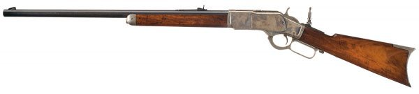 3027: Very Fine Special Order Winchester Third Model...
